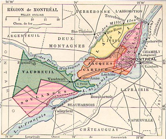 MapMontrealArea1930