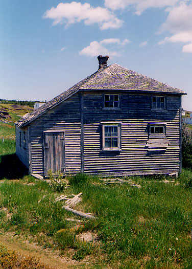 Saltbox architecture the image kid has it for House plans newfoundland