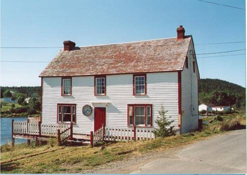 Monk's House, King's Cove, Newfoundland