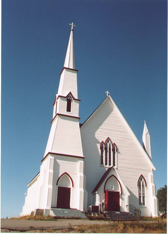 Sts Peter and Paul Roman Catholic Church, King's Cove, Newfoundland