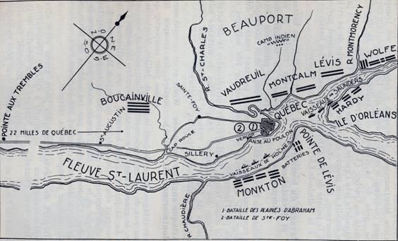 Vaudreuil quebec history essay